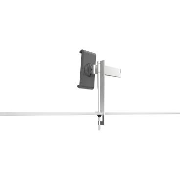 DURABLE Table Clamp Tischhalterung Farbe: metallic silber