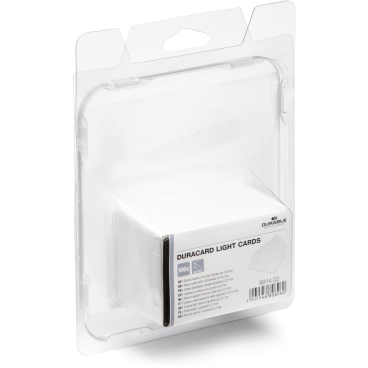 DURABLE Duracard Light Cards Plastikkarten