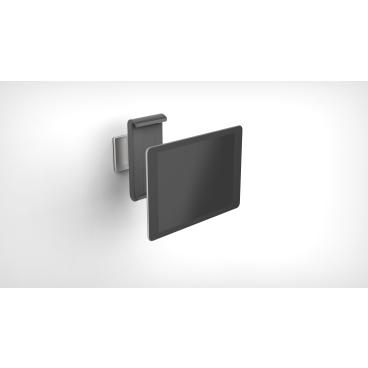 DURABLE Tablet Holder Wall Tablet Wandhalterung Farbe: metallic silber