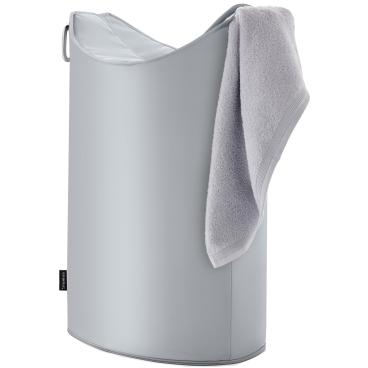 Blomus Wäschesammler FRISCO Farbe: grau