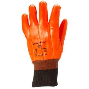 Ansell Handschuh Winter Hi-Viz™ 1 Beutel = 12 Paar, Größe 10