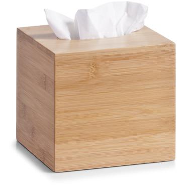 Zeller Bamboo Kosmetiktücher-Box