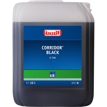 Buzil S 739 Corridor Black Bodenbeschichtung