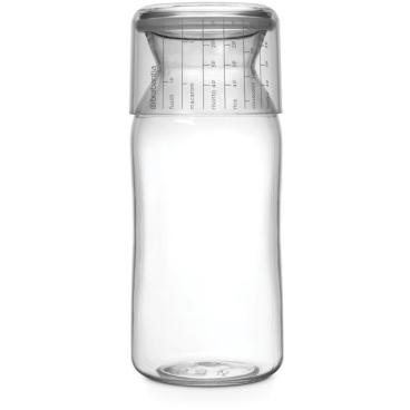 Brabantia Vorratsdose, mit Messbecher, 1,3 Liter
