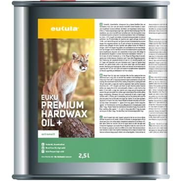 eukula® euku premium Hartwachs Öl+