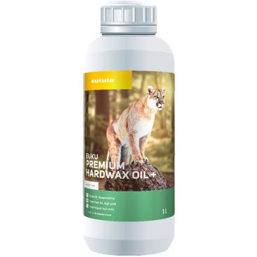 eukula® euku premium Hartwachs Öl+ 1000 ml - Flasche