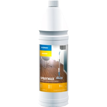 Dr. Schutz® SprayMop Wischset Wischgerät + Mopp + Leerflasche