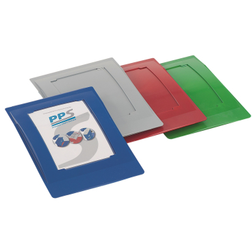 PPS Pfennig MemoBoard Universal Deckel Farbe: blau