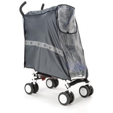 reer RainSafe Active Regenschutz für Buggys & Sportwagen 1 Stück