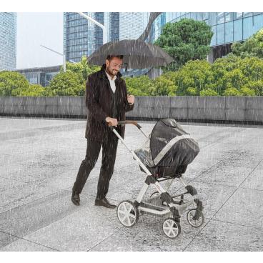 reer RainSafe Baby Regenschutz für Babyschale 1 Stück