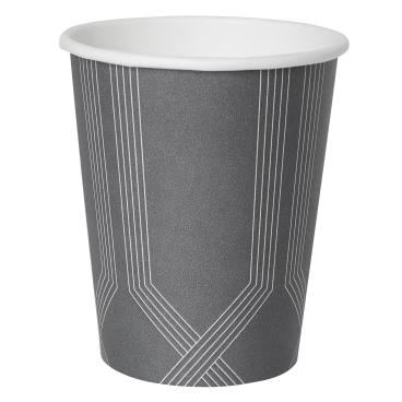 DUNI Coffee to GO-Becher 240 ml, 1 Karton = 20 x 40 Stück = 800 Becher, Circuit