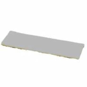 Floorstar Microfaser-Feuchtwischbezug Thenufil Jet Breite: 40 cm mit blauen Streifen