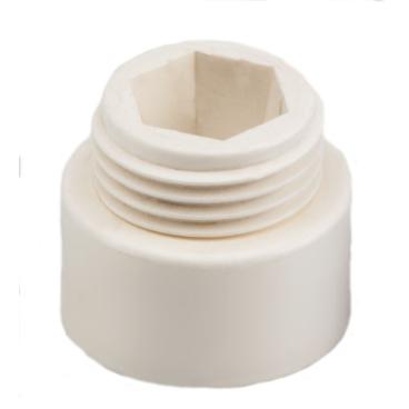 Adapter / Verbindungsstück Nr. 1 verbindet Stiele mit Fremdkörper