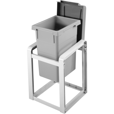 Hailo ProfiLine Öko L Mülltrennsystem, 19 l Maße (B x H): 33 x 44,5 cm