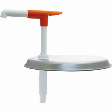 SCHNEIDER Deckel inkl. Pumpe, Aluminium Durchmesser: 280 mm
