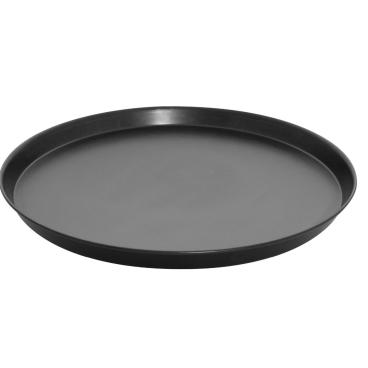 SCHNEIDER Pizzablech aus Blaublech, rund