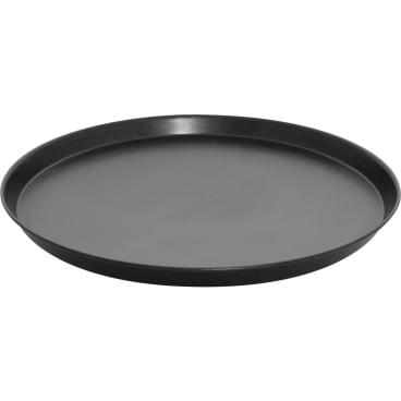 SCHNEIDER Pizzablech aus Blaublech, rund Durchmesser: 360 mm, Höhe: 25 mm