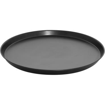 SCHNEIDER Pizzablech aus Blaublech, rund Durchmesser: 450 mm, Höhe: 35 mm
