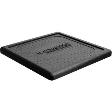 SCHNEIDER Ersatzdeckel GN1/2, schwarz Maße: 600 x 320 mm