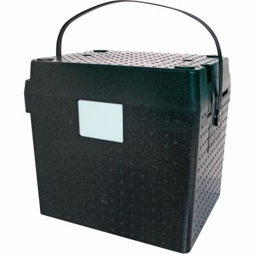 """SCHNEIDER ISOBOX """"Gastro"""" GN1/2 inkl. Deckel u. Tragegriff Außenmaße: 400 x 320 x 345 mm, 26 l"""