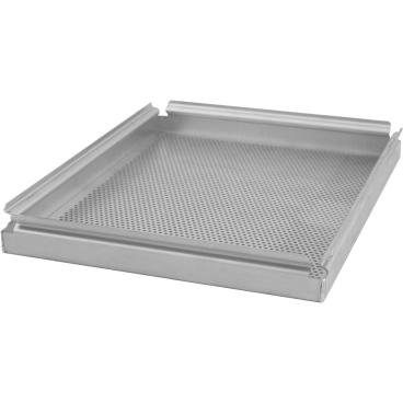 SCHNEIDER Snack-Transportbox o. Deckel, Aluminium Abmessung: 355 x 275 x 80 mm