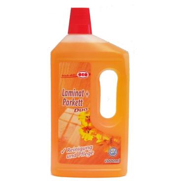 ORO®-fix Pflegereiniger für Laminat und Parkett 1000 ml - Flasche