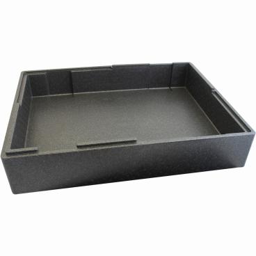 """SCHNEIDER ISOBOX """"Salto"""", schwarz Außenmaße: 870 x 670 x 175 mm, 60 l"""