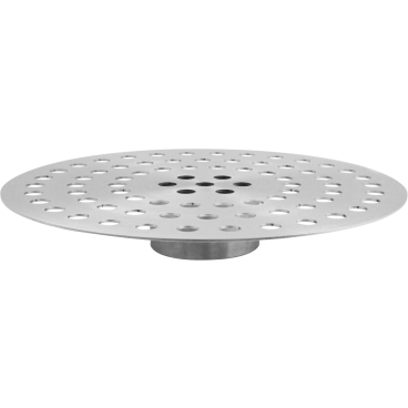 SCHNEIDER Auskühlplatte aus Edelstahl 18/10, rund Durchmesser: 320 mm, Höhe: 50 mm