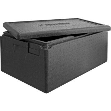 """SCHNEIDER ISOBOX """"Gastro"""" GN1/1 inkl. Deckel, schwarz"""
