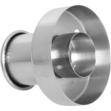 SCHNEIDER Donut Ausstecher aus Edelstahl Außen-Durchmesser: 67 mm