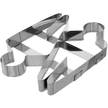 SCHNEIDER Ausstecher, Stutenkerl Maße: 250 x 220 mm