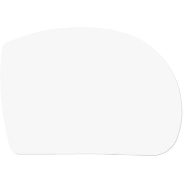 SCHNEIDER Teigschaber flexibel, weiß Maße: 120 x 86 mm