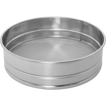 SCHNEIDER Mehl- und Zuckersieb, Ø 220 mm Maschenweite: 0,60 mm, Mehl, fein