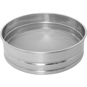 SCHNEIDER Mehl- und Zuckersieb, Ø 220 mm Maschenweite: 0,84 mm, mittel