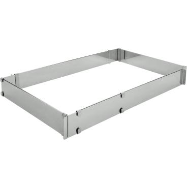 SCHNEIDER Backrahmen, rechteckig Maße: 430 x 290 mm - 840 x 560 mm