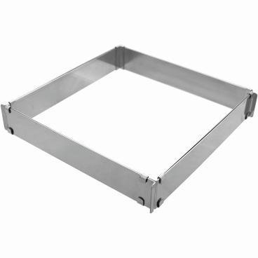SCHNEIDER Backrahmen, rechteckig Maße: 300 x 300 mm - 570 x 560 mm