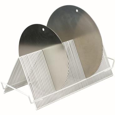 SCHNEIDER Tortenscheibenständer, weiß Abmessung: 500 x 200 x 180 mm