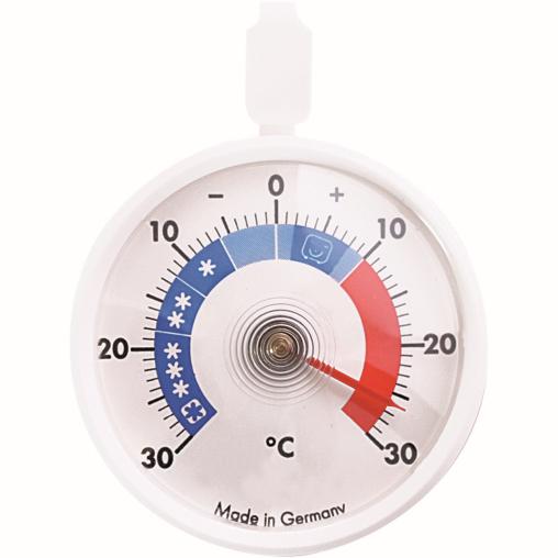 SCHNEIDER Kühl-Thermometer, rund