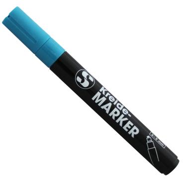 SCHNEIDER Kreidestift, 2-5 mm Farbe: blau