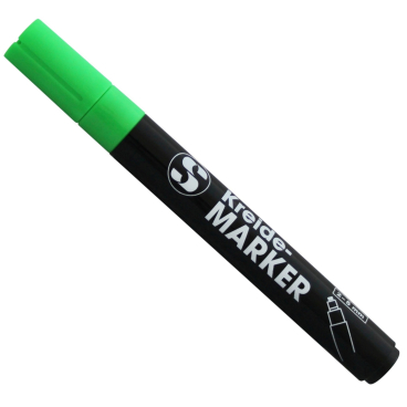 SCHNEIDER Kreidestift, 2-5 mm Farbe: grün