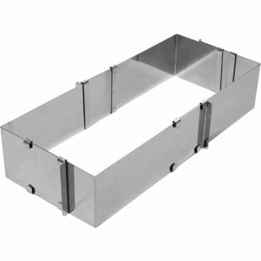 SCHNEIDER Backrahmen, rechteckig Maße: 215 x 115 mm - 405 x 200 mm