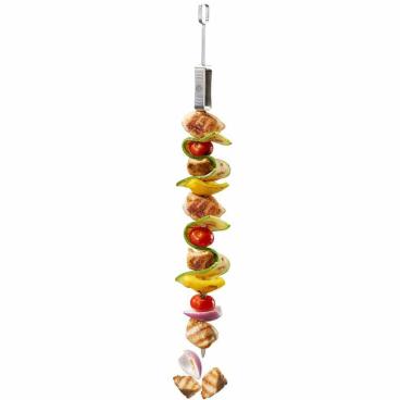 GEFU BBQ Grillspieße, 45 cm 1 Set = 5 Stück