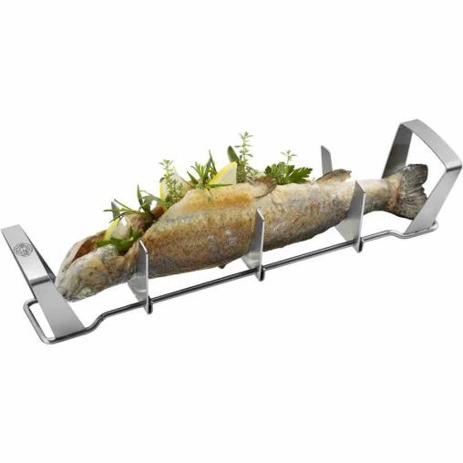 GEFU BBQ Fischhalter