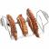 GEFU BBQ Spare-Rib-Halter Maße: 11 cm x 18 cm x 40 cm