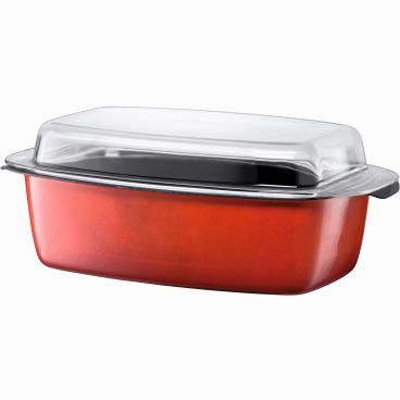 SILIT Energy Red Schlemmerkasserolle Bräter