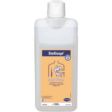 Bode Stellisept® med foam Reinigungsschaum, antibakteriell 1000 ml - Nachfüllfasche