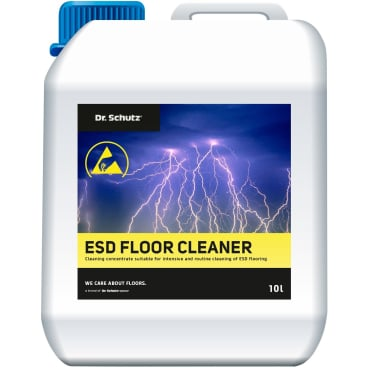 Dr. Schutz ESD Floor Cleaner Unterhaltsreiniger