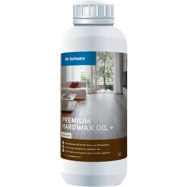 Dr. Schutz® Premium HardWax Oil+ seidenmatt