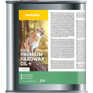 Dr. Schutz Premium HardWax Oil+ Pflegeöl, extramatt