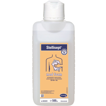Bode Stellisept® med foam Reinigungsschaum, antibakteriell 500 ml - Nachfüllfasche